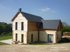 maison architecte bardage bois
