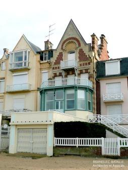 renovation villa trouville