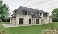 construction maison pierre saint etienne la thillaye