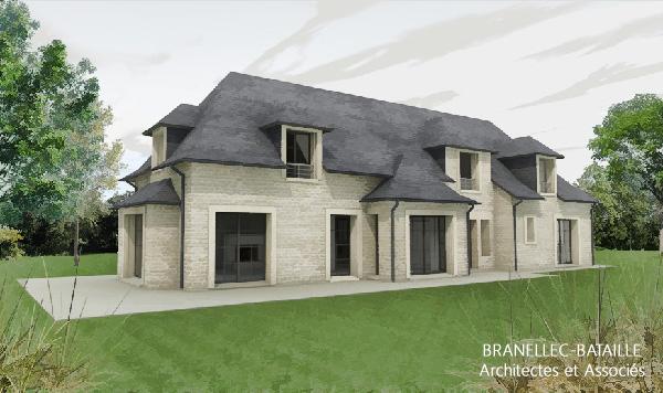Construire maison pierre construire maison passive en pierre with construire maison pierre for Construction maison en bois et pierre