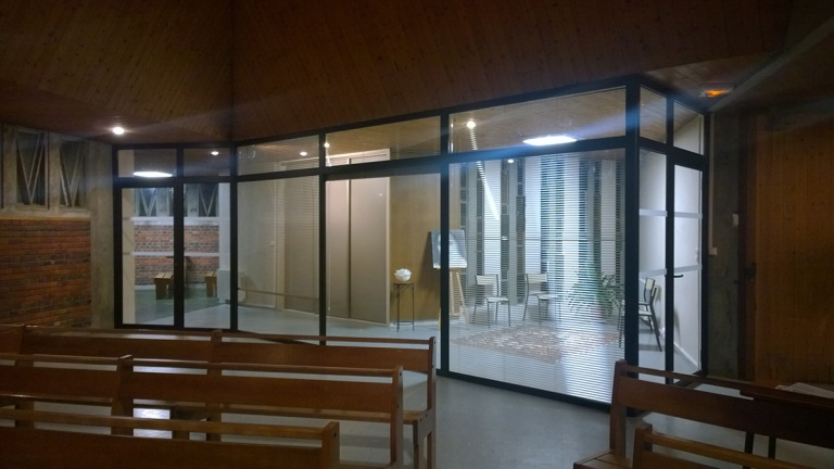 eglise amenagement interieur lisieux