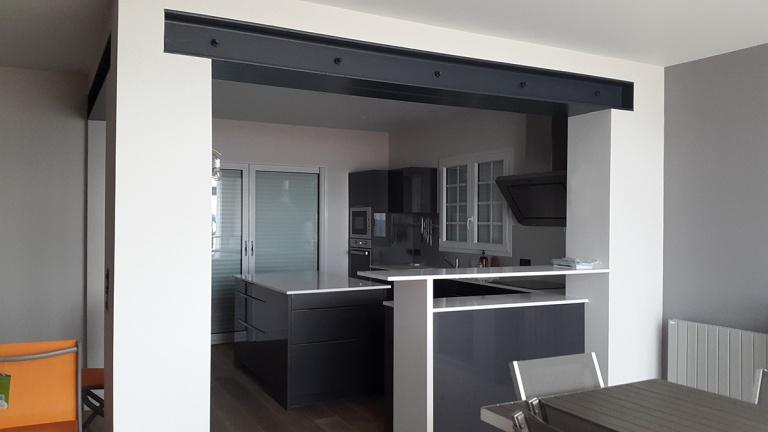 branellec bataille architecte renovation villa blonville sur mer