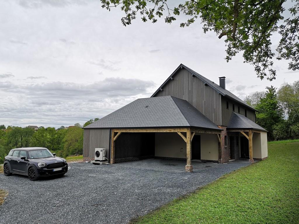 branellec bataille architecte maison vieux-bourg pierres bois briques ardoises